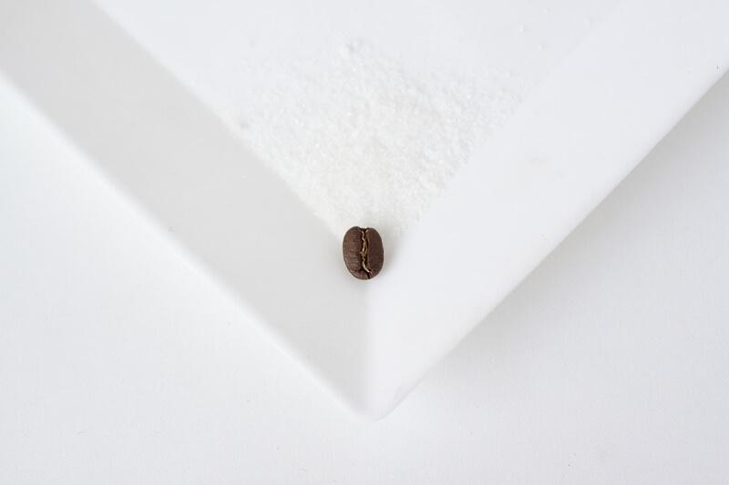 still life photography coffee bean