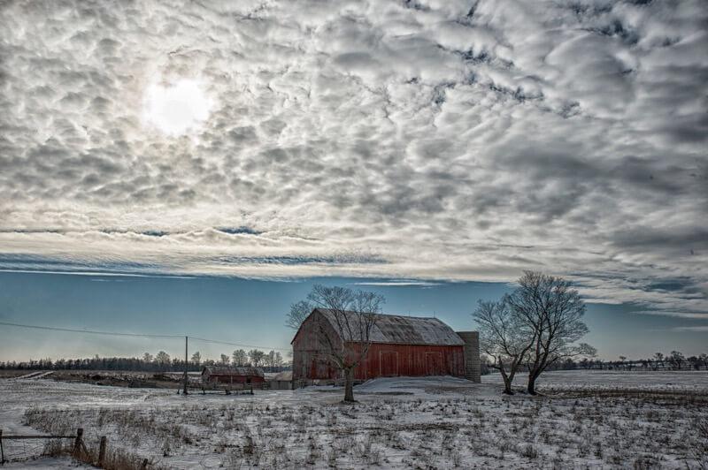 Brian Rome - Cold Weather Farming
