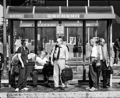 bus stop 12