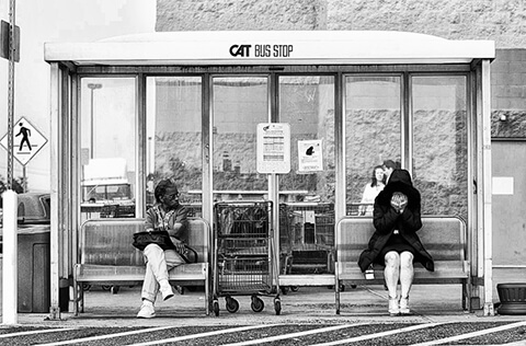 bus stop 3