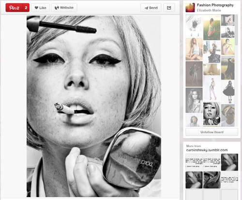 30 Creative Photography Pinterest Boards You Should Follow 14