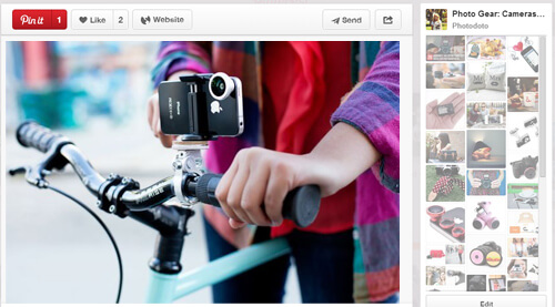 30 Creative Photography Pinterest Boards You Should Follow 17