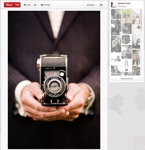 30 Creative Photography Pinterest Boards You Should Follow 2