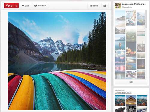 30 Creative Photography Pinterest Boards You Should Follow 28