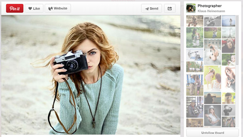 30 Creative Photography Pinterest Boards You Should Follow 30