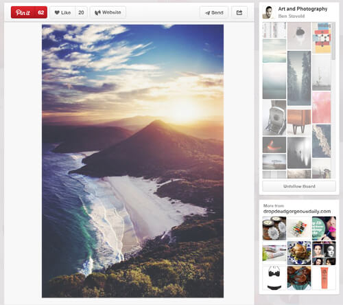30 Creative Photography Pinterest Boards You Should Follow 4
