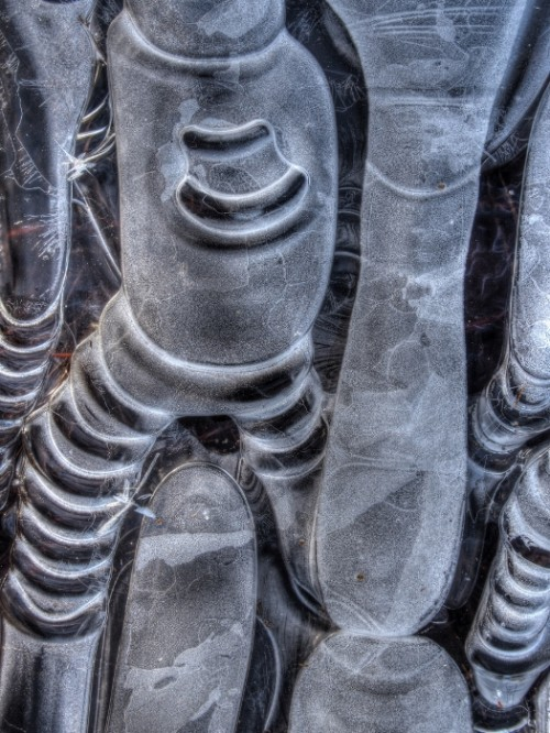 Abstract Ice Photography 9