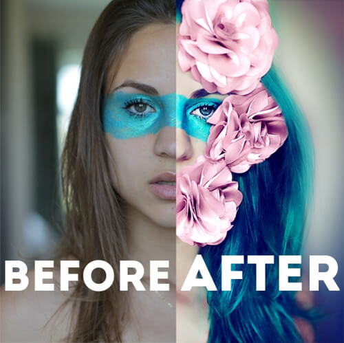 40 Stunning Photo Effect Photoshop Tutorials to Edit Like ...