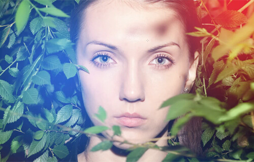 Stunning Photo Effect Photoshop Tutorials To Edit Like A Pro - 40 amazing examples self portrait photography