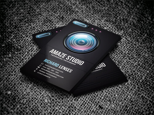 30 Creative Business Card Designs for graphers