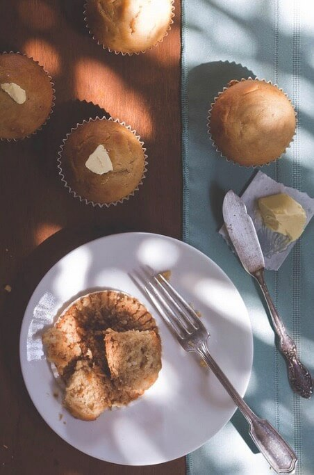 Nico Francisco - Peanut Butter and Honey Muffins