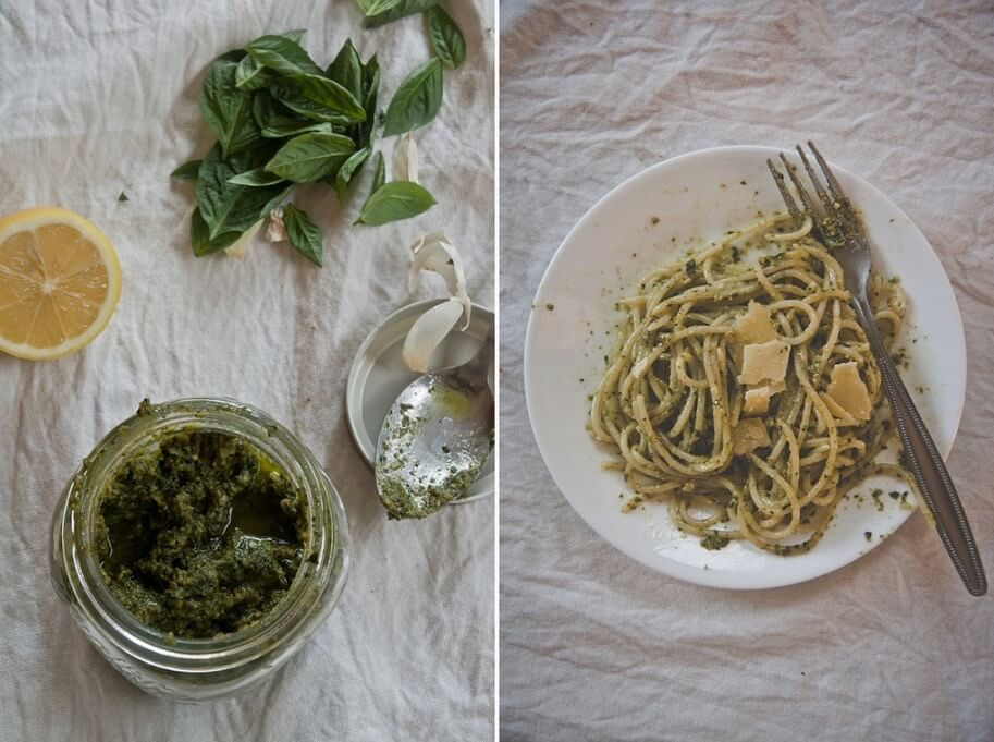 Nico Francisco - Walnut Pesto