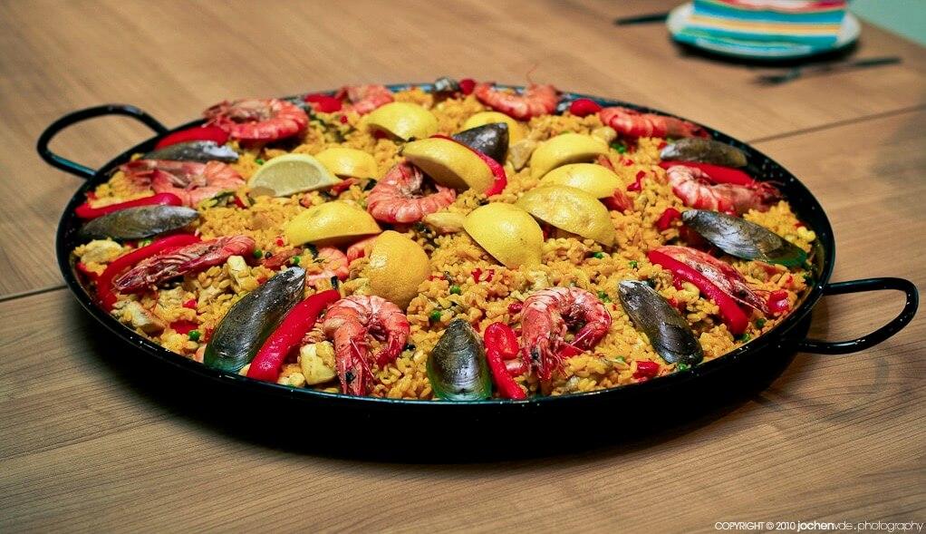 Jochen Vander Eecken - Delicious Paella.