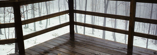 Winter-Deck