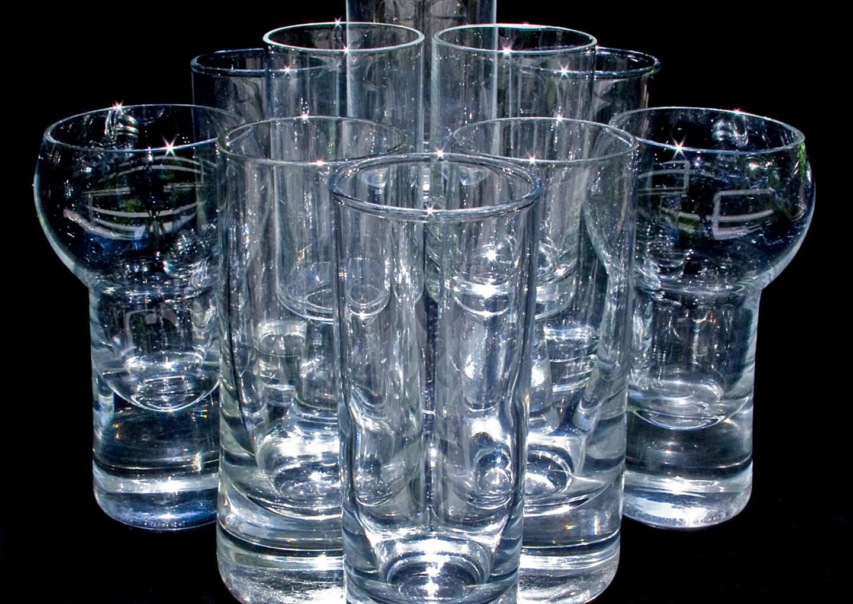 Cordial Glasses