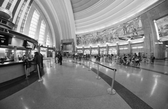 Union Terminal Concourse