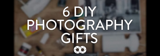 6 DIY Photography Gifts