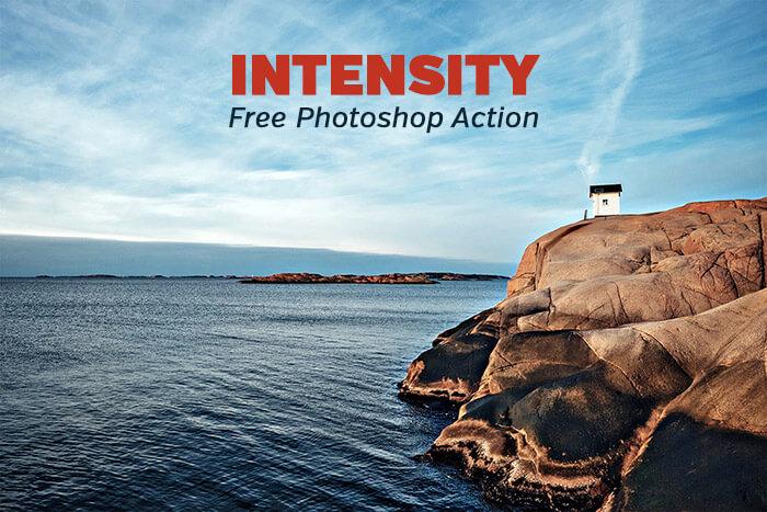 Intensity Photoshop Action