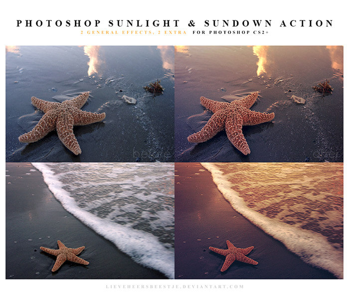 Sunlight and Sundown Actions