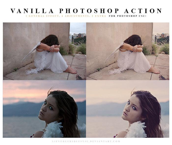 Vanilla Action