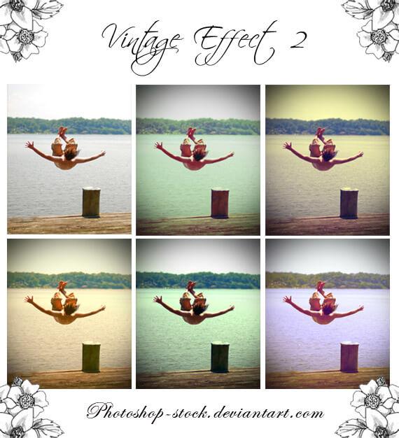 Vintage Effect II