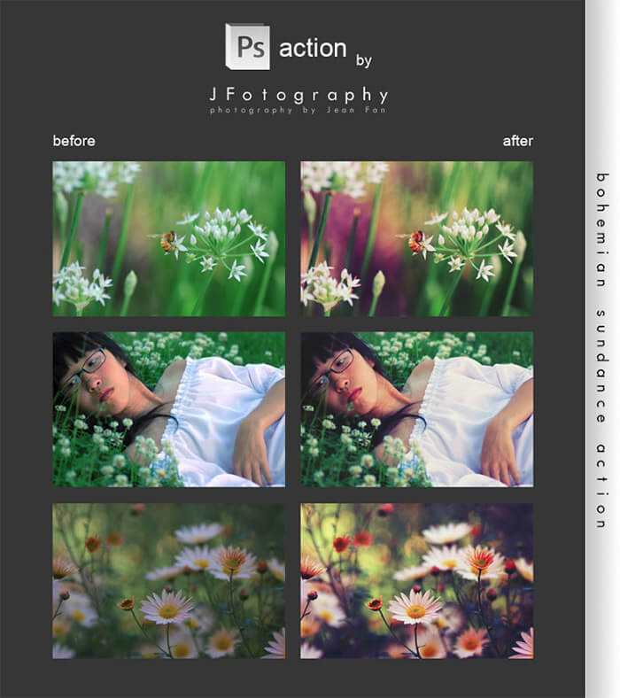 100+ Can't-Miss Free Photoshop Actions and Presets