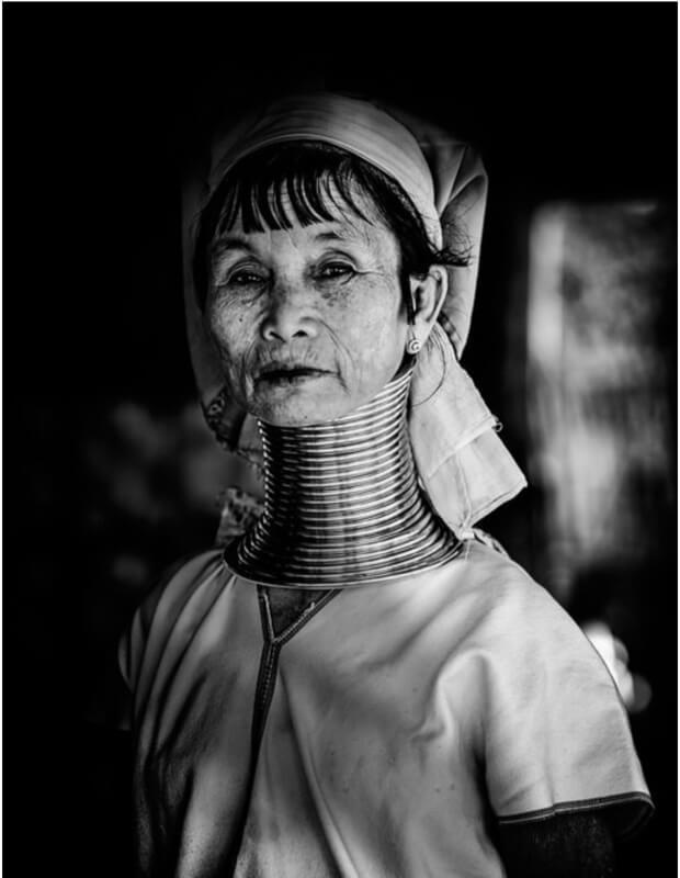 Myanmar - .Paduang.