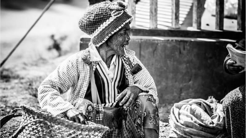 Myanmar - tête-à-tête