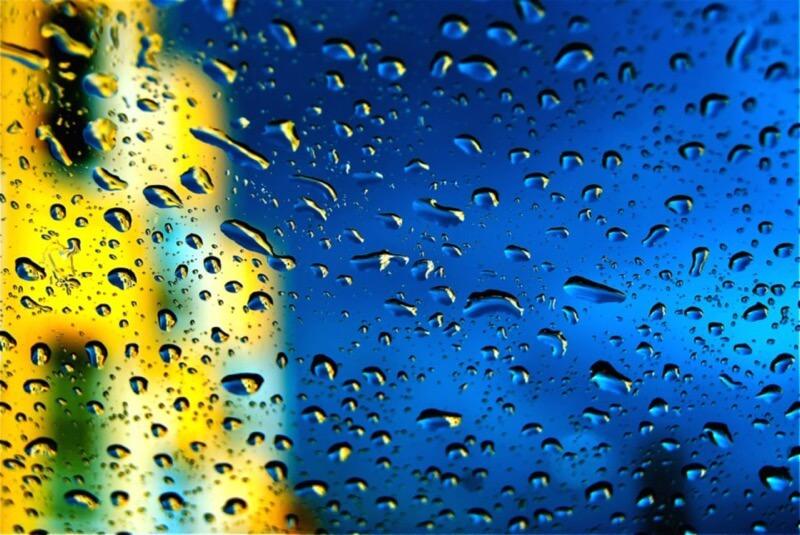 Rain Window - 11