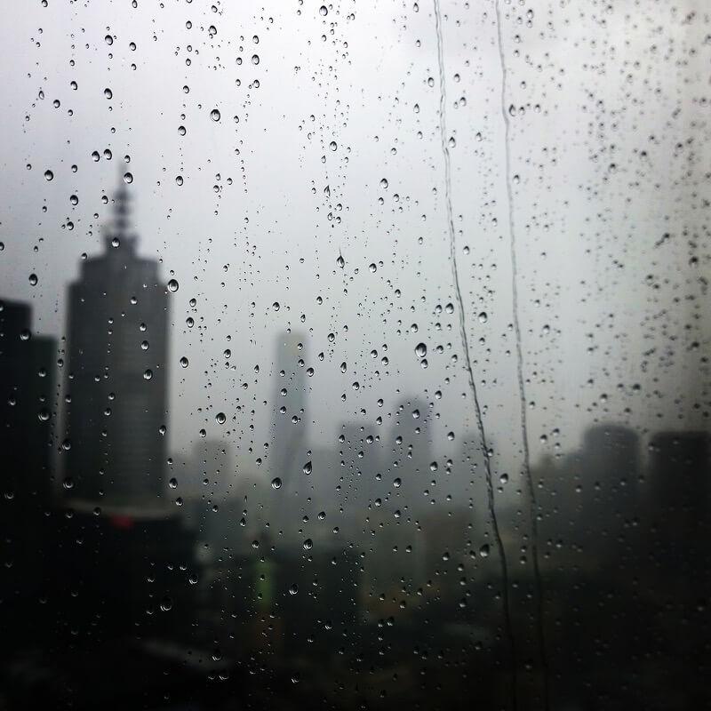 Steve Davidson - Rain