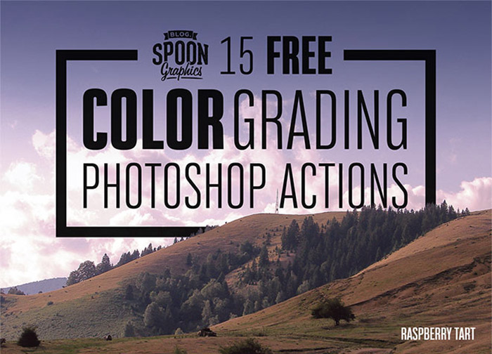 Color Grading Actions