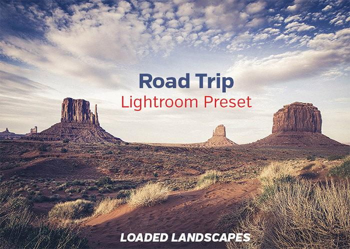 Road Trip Preset