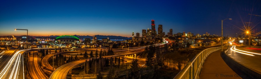 Still Vision - Seattle Panorama