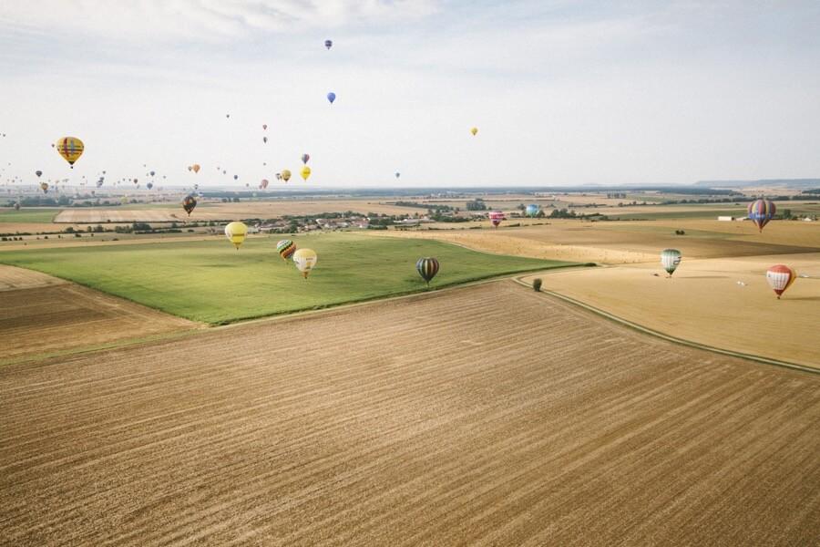 Lorraine Mondial Air Ballons