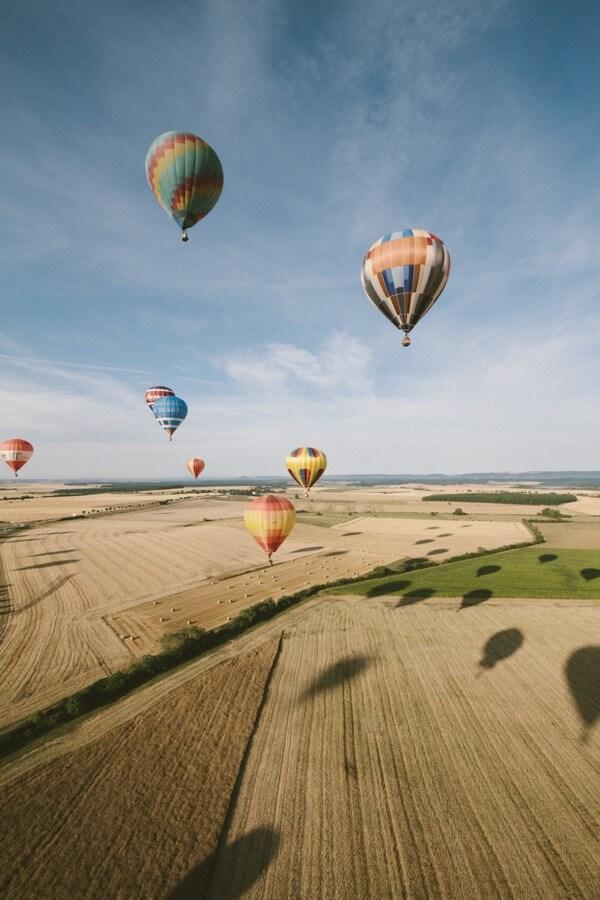 Lorraine Mondial Air Ballons - 4