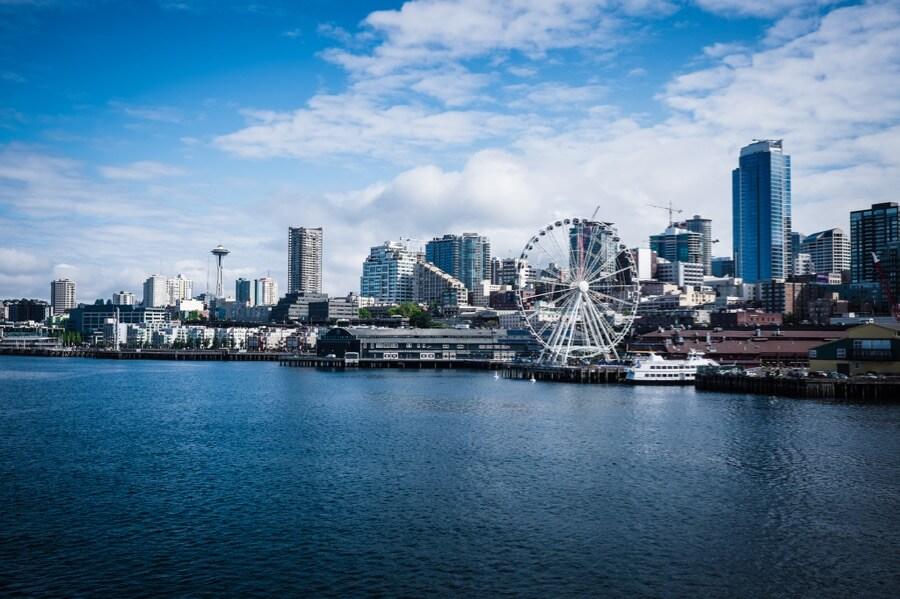 Davis Staedtler - Downtown Seattle - Ferry to Bainbridge Island