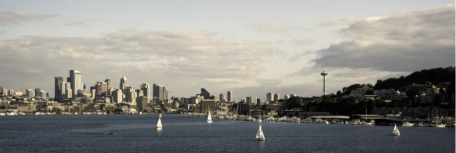 Randy Wick - Seattle Downtown