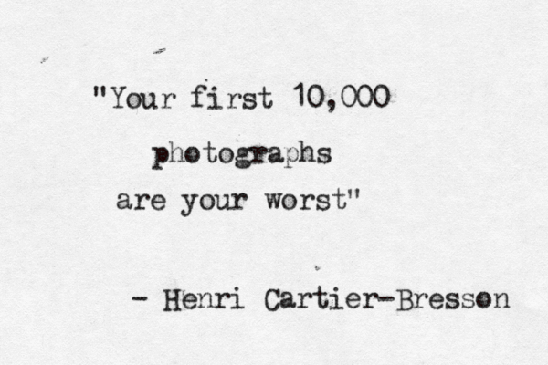 photographer quote