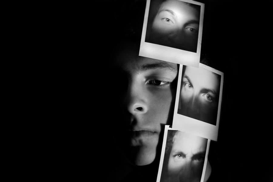 Ryan.Berry - Chiaroscuro Self Portrait