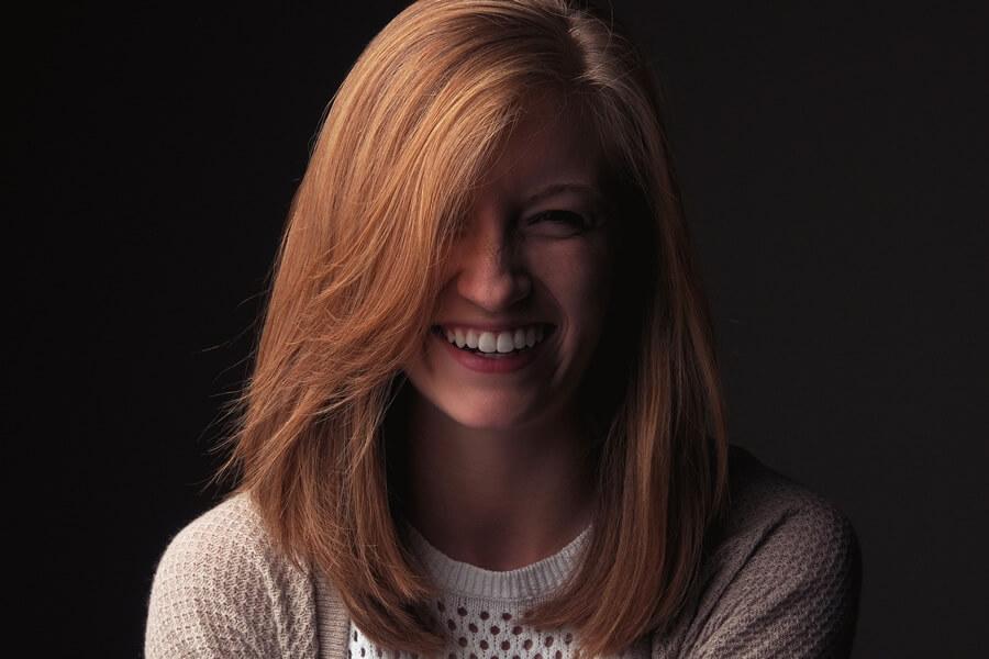 Pat David - Sarah (smile!)