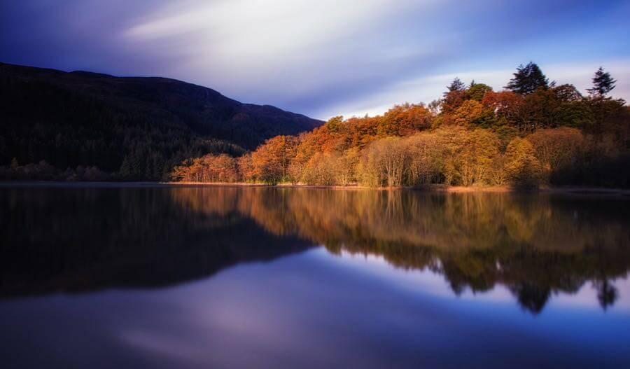 john mcsporran - Autumn Tranquility