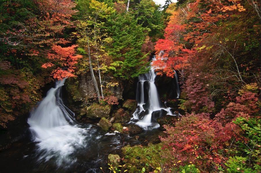 Giacomo Buzio - Ryuzu Falls