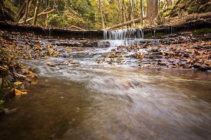 Joe - Letchworth Mini Falls