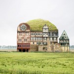 Surreal Architecture Compositions by Matthias Jung