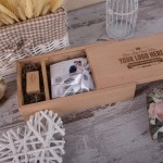 Wooden Box Photography Packaging by Woody Woodclick