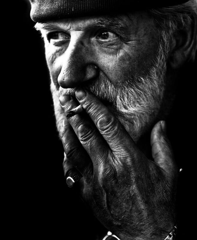 Claus jørstad old sailor