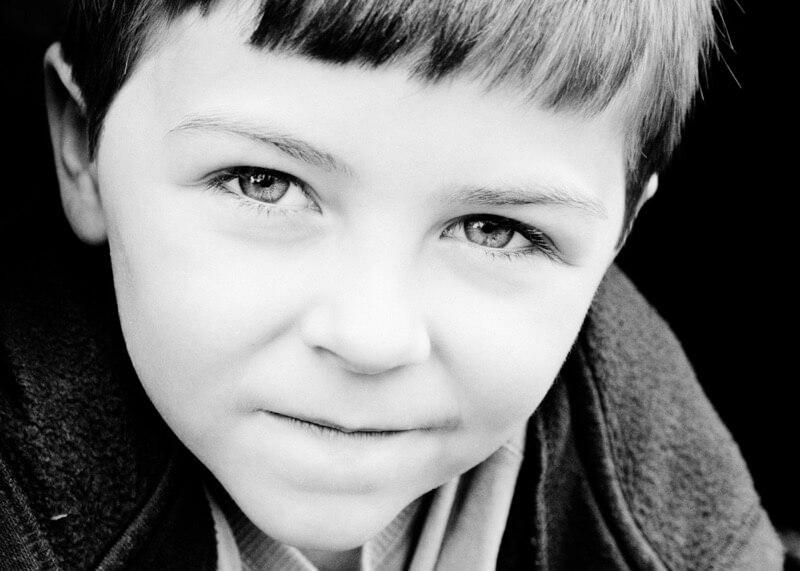 Greig Reid - Son at Loch Oich, Invergarry, Scotland.