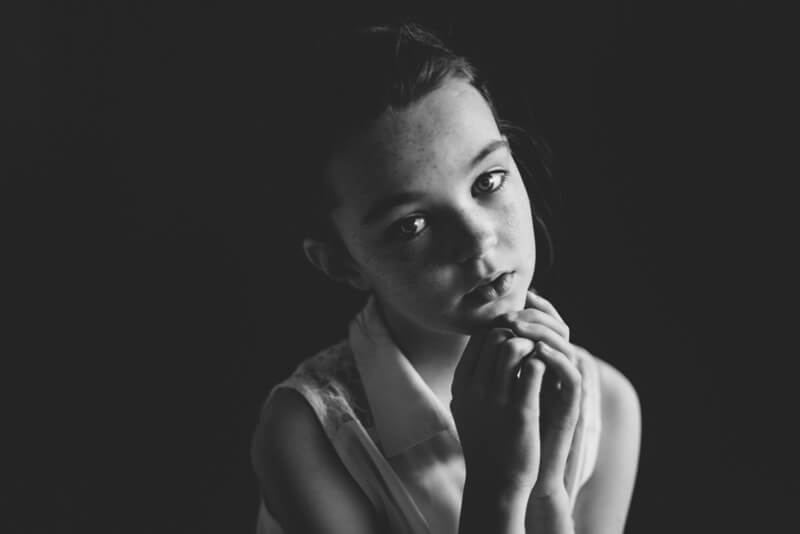 47 Beautiful Black And White Portraits The Photo Argus