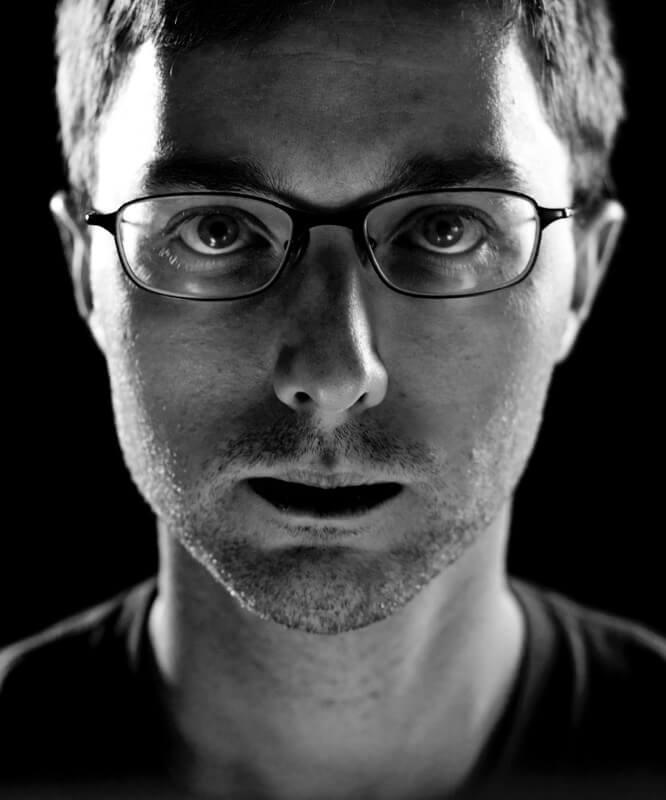 Loïc Romer - Portrait