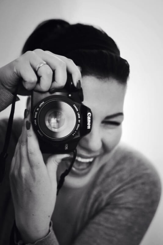 Melinda Szente - When I have a camera in my hand, I know no fear.
